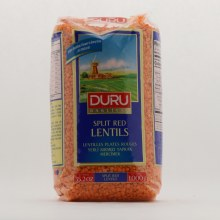 Duru Split Red Lentils