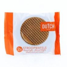 Dutch Stroopwaffle