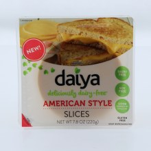 Daiya American Cheese