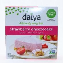 Daiya Strawberry Cheesecake