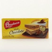 Bauducco Chocolate Wafer, 3 Delicious Creamy Layers, Crispy & Delicate 5.82 oz