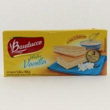 Bauducco Vanilla Waffer, 3 Delicious Creamy Layers, Crispy & Delicate 5.82 oz