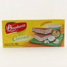 Bauducco Coconut Wafer, 3 Delicious Creamy Layers, Crispy & Delicate 5.82 oz