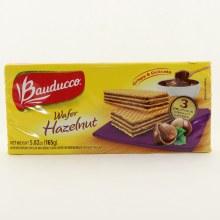 Bauducco Hazelnut Wafer, 3 Delicious Creamy Layers, Crispy & Delicate 5.82 oz