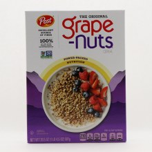 Post Grape Nuts Cereal