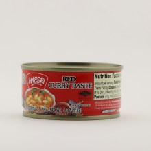 Maesri Red Curry Paste