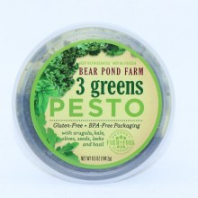 Bear Pond Farm 3 Greens Pesto