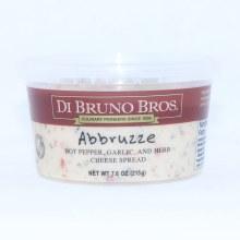 Di Bruno Bros. Abbruzze, Hot Pepper, Garlic and Herb Cheese Spread 7.6 oz