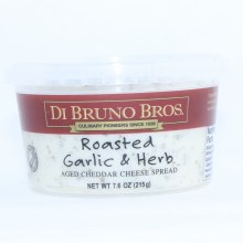 Di Bruno Bros. Roasted Garlic  and  Herb Cheese Spread