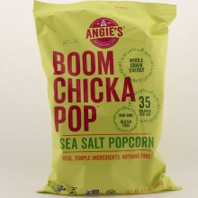 Angies Boom Chicka Pop Sea Salt Popcorn