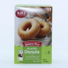 Katz Gf Glazed Donuts