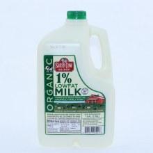 Sassy Cow Organic 1Per Cent Low Fat Milk Gallon