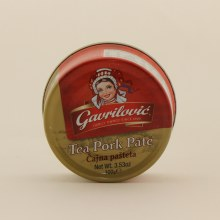 Gavrilovic pork pate 3.53 oz