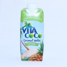 Vita Coco Pineapple Water, Nutrient Rich + Electrolytes, 16.9 oz 16.9 oz