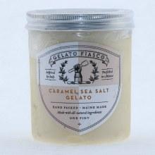 Gelato Fiasco Caramel Sea Salt Gelato 1 pint