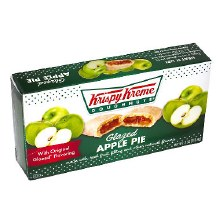 Krispy Kreme Glazed Apple Pie 4 oz