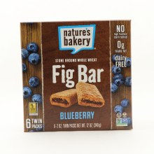 Nature's Fig Bar Blueberry