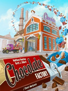 Chocolate Factory English