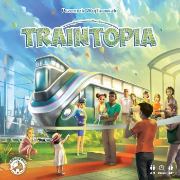 Traintopia English