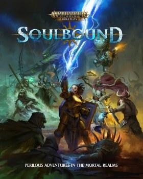 Warhammer Age of Sigmar RPG Soulbound Rulebook EN