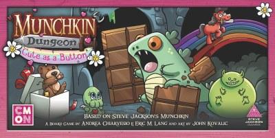 Munchkin Dungeon: Cute As A Button Expansion English