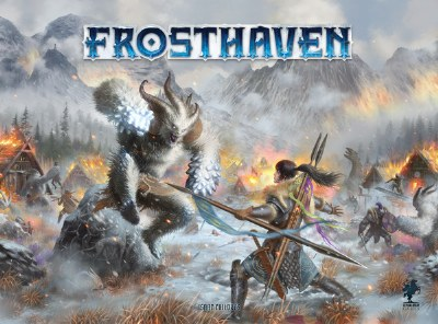 Frosthaven English PREORDER