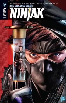 Ninjak TP VOL 02 Shadow Wars (Oct151767)