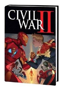 Civil War Ii HC