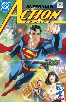 Action Comics #1000 1980s Var Ed