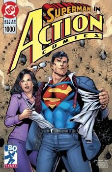Action Comics #1000 1990s Var Ed