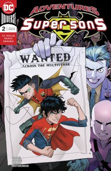 Adventures of the Super Sons #2 (of 12)