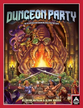 Dungeon Party All-In Edition Kickstarter English PREORDER
