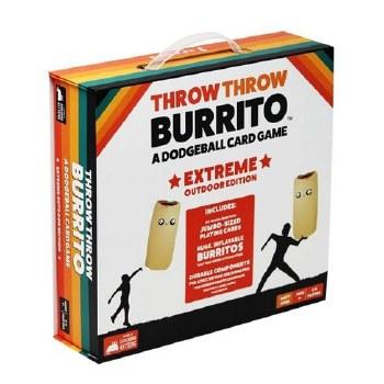 Throw Throw Burrito Extreme Outdoor Edition English