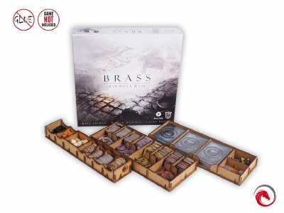 Brass Birmingham Insert (E-Raptor)
