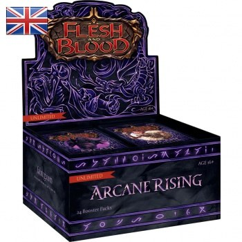 Flesh and Blood Arcane Rising Booster Display Unlimited EN