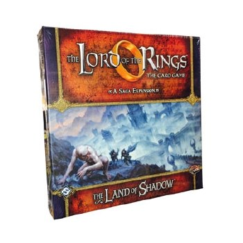 Lord of the Rings LCG (MEC46)Land of Shadows Expansion