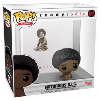 Funko POP! Biggie Smalls w/ Acrylic Case Vinyl Figure