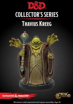 D&D RPG Descent Into Avernus Thavius Kreeg Miniature