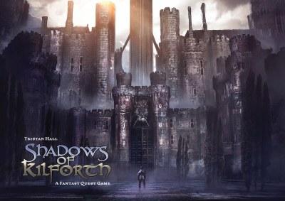 Shadows of Kilforth: A Fantasy Quest Game English