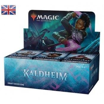 Magic Kaldheim Draft Booster Display English PREORDER