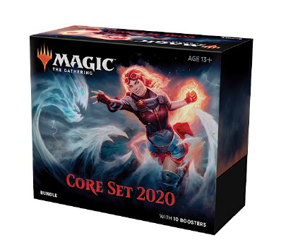 Magic Core Set 2020 Bundle English