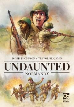 Undaunted Normandy English