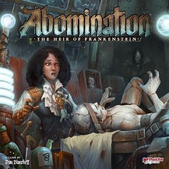 Abomination - The Heir of Frankenstein EN