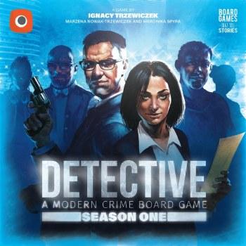 Detective: Season One EN
