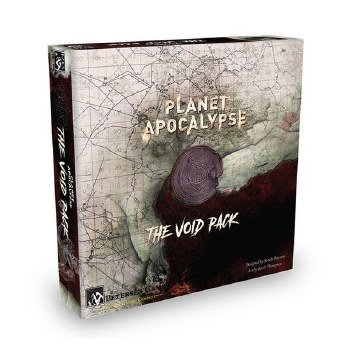 Planet Apocalypse Void Pack Expansion English