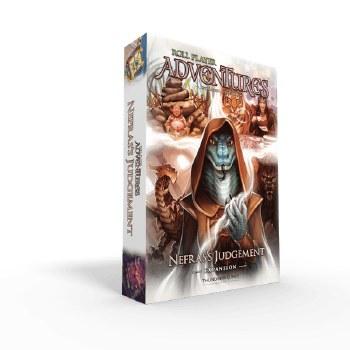 Roll Player Adventure Nefra's Judgement English PREORDER