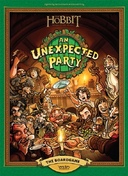 The Hobbit: An Unexpected Party English