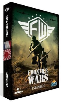 Frontier Wars Japan France Expansion English