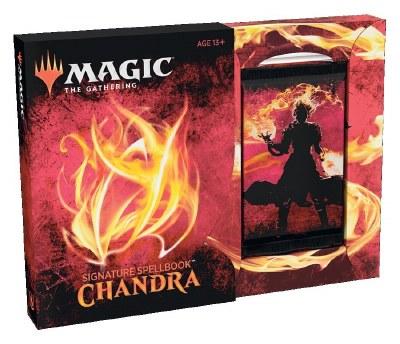 Magic Chandra Signature Spellbook English