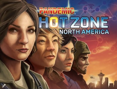 Pandemic: Hot Zone North America English